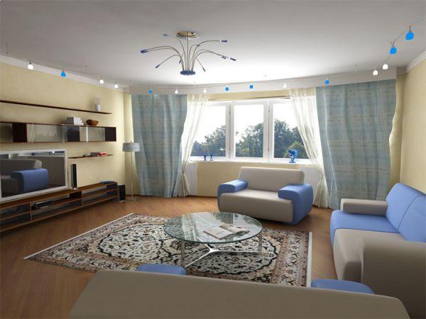 Сайт дизайн комнаты