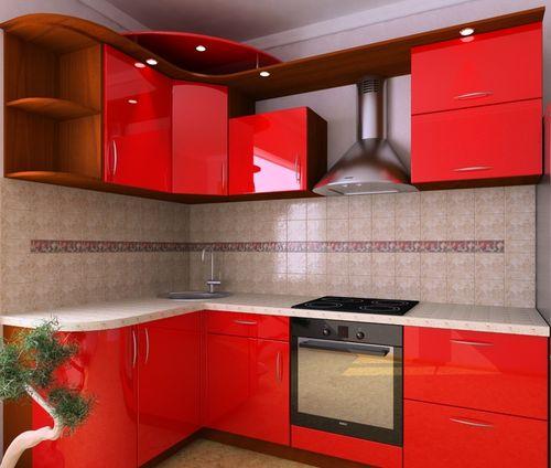Современный интерьер кухни какой